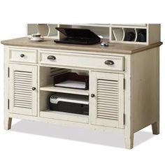 Riverside Furniture Coventry Two Tone Credenza Desk - 32523