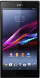Sony Xperia Z Ultra (Unlocked) Avg. recent sale price $256 Buy or sell your gently used Sony Xperia Z Ultra now!