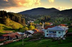 Village of Yagodina, Bulgaria