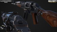 AK47 in-game mesh created for Call of Duty: Advanced Warfare DLC. 2014