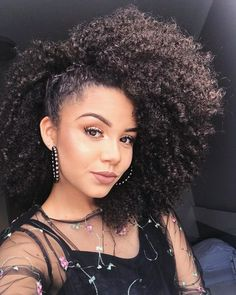 78 best Mixed Girls Hairstyles images on Pinterest in 2018 | Natural ...