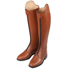 e9f61ed122e Our most popular training boot the Petrie Athene Polo Boot in cognac.  www.dressagedeluxe