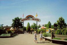 June 14, 1991 Geauga Lake Park, Aurora, Ohio