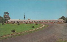 Fauquier Motel Warrenton Virginia VA Warren County State Highways 15 17 29