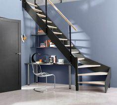 1000 images about id es et astuces pour petits espaces on pinterest places - Rangement sous escalier lapeyre ...