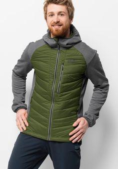 Jack Wolfskin Funktionsjacke »SKYLAND CROSSING MEN«, Hybridjacke für Fast Forward Sportarten online kaufen | OTTO