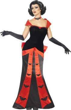 Disfraz de vampiro murciélago mujer Halloween Disponible en http://www.vegaoo.es/disfraz-de-vampiro-murcielago-mujer-halloween.html?type=product
