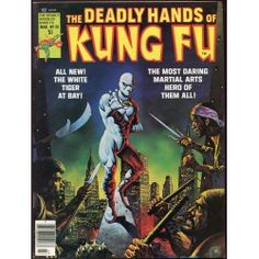 Marvel. The deadly hands of kung fu. 22.