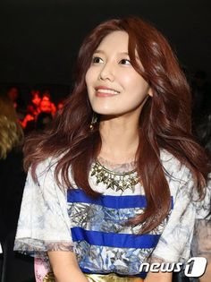 Choi Sooyoung - Seoul Fashion Week 2015