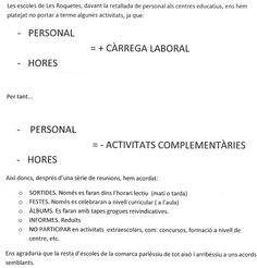 Mobilitzacions a Les Roquetes (Garraf)