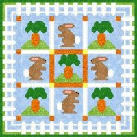 Baby Quilts and Quilts for Children