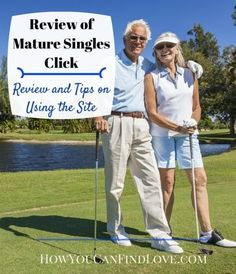 Over 40 dating site review