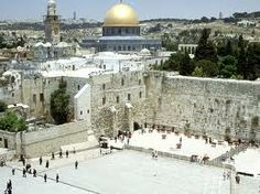 Jerusalem, Israel  Been there, but would love to return!  Walking where Jesus walked, and all of God's people!