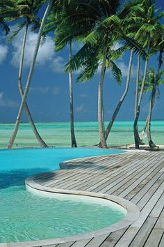 Le Tahaa Private Island Resort in French Polynesia