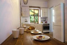 Villa Gioia - Book Now your Private Villa in Zakynthos Island Mediterranean Art, Interior Photo, Photo Galleries, Relax, Island, Book, Kitchen, Furniture, Home Decor