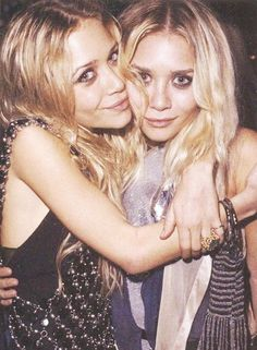 Mary Kate and Ashley Olsen = my childhood