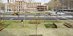 Lola Domènech, Adrià Goula · Remodelling of Passeig de St Joan boulevard