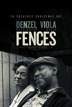 FENCES is directed by Denzel Washington from a screenplay by August Wilson, adapted from Wilson's Pulitzer Prize-winning play. The film stars Denzel Washington, Viola Davis, Jovan Adepo, Stephen McKinley Henderson, Russell Hornsby, Mykelti Williamson, and Saniyya Sydney. The film is produced by Scott Rudin, Denzel Washington and Todd Black.