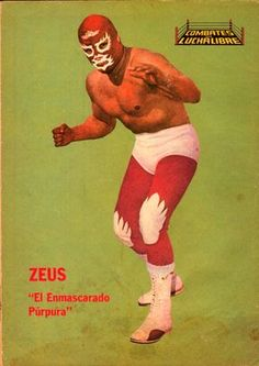 Lucha Libre Magaine Covers Of The - Flashbak Lucha Underground, Luchador Mask, Mexican Wrestler, Character Art, Character Design, Wrestling Posters, Mexican Designs, Professional Wrestling, Mexican Art