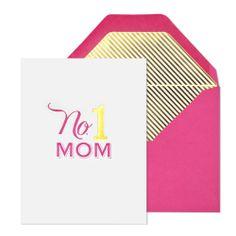 No. 1 Mom | Sugar Paper Los Angeles