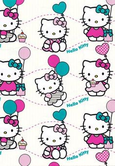 Hello Kitty - Gift Wrapping Paper