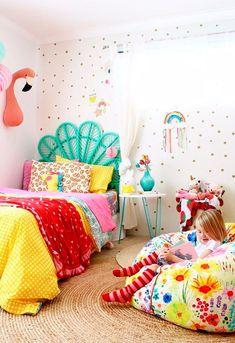Bedroom Colors, Bedroom Decor, Master Bedroom, Bedroom Girls, Kid Bedrooms, Bedroom Retreat, Gold Bedroom, Pretty Bedroom, Bedroom Modern