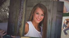 Senior portrait girl | jollyjenphotography