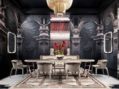 Bullock - Dining Room | Visionnaire Home Philosophy