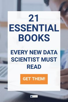21 Inspirational Books for Aspiring Data Scientists Machine Learning Tutorial, Machine Learning Deep Learning, Science Articles, Science Books, Artificial Intelligence Book, What Is Data Science, Data Visualization Tools, Business Intelligence, Data Analytics