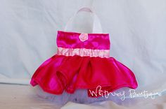 Aurora Princess Tote Bag by WhitneyBoutique on Etsy. , via Etsy.
