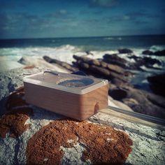 Seaside vaping // Reposted from Instagrammer louisjwessels