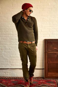 Michael Bastian Fall 2015 Menswear Fashion Show
