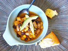 Butternut squash boasts sweet and nutty flavors, making this winter vegetable the perfect addition to traditional chili.
