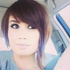 Give me one word ALSO WHO IS THIS?? Is it _#demilovato