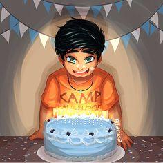 Happy 24th Birthday, Percy! by allarica