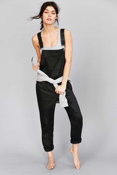Calvin Klein For UO Waxed Overall