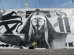 EL MAC _ Collab with RETNA _ Mural