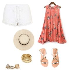 A fashion look from May 2016 featuring cocktail dresses, bohemian shorts and crisscross sandals. Browse and shop related looks. Ancient Greek Sandals, Bowling, Topshop, Abs, Fashion Looks, Bohemian, Polyvore, Shopping, Dresses