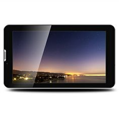 T11 7 Inch Android 4.1 MTK8377 Dual Core 1.0GHz Tablet PC with External 3G, Wi-Fi, Bluetooth, GPS (4GB)