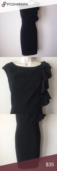 Calvin Klein career Dress Size 10 Calvin Klein Dresses Midi