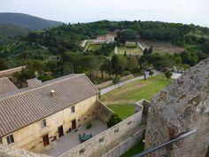 Panorama dal Castello di Populonia by Il Turista Informato e Centro Guide Costa Etrusca #InvasioniDigitali #Populonia #Toscana