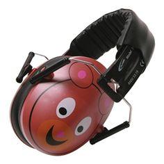 Califone Hush Buddy Bear Earmuff Hearing Protector - Autistic Hearing Protection - Autistic Headphones