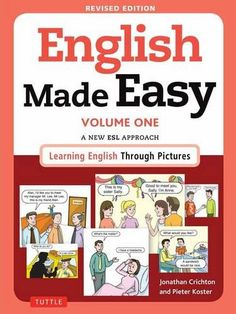 This is a fun and user–friendly way to learn EnglishEnglish Made Easy is a breakthrough in English language learning