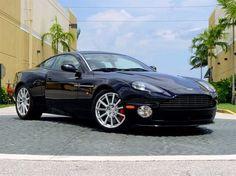 2006 Aston Martin V12 Vanquish