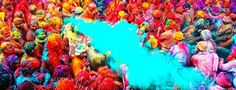 the most popular and visited by people from many parts of the world Holifest in India, every year a festival is held to celebrate the arrival of spring. Millions of people from all colored dyes on each other, throwing water and singing were celebrating the arrival of spring heralds... - #AsianAFestival, #ClassicalFestival, #ColorfulFestival, #COLORFULHOLIFESTIVAL, #HinduFestival, #Holifest