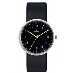 Collection of reissue watches by Braun.