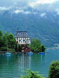 Iseltwald Switzerland