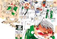 Felix Scheinberger, Illustrator - Bücher: Homo faber