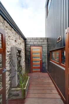 How to Minimise External Noise Coming Into Your Home - House Nerd Tree Wallpaper Nursery, Tall Ornamental Grasses, Cavity Sliding Doors, Garden Trees, Garden Bed, Thick Curtains, Concrete Paving, Gravel Path, Double Glazed Window