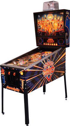 Doctor Who (pinball machine)